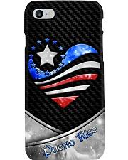 Puerto Rican Heart  Phone Case i-phone-8-case