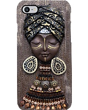 African Woman 3D Printed Phone Case Phone Case i-phone-8-case