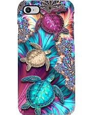 Magic Turtles Phone Case i-phone-8-case
