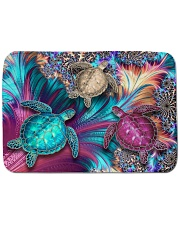 Magic Turtles Bath Mat tile