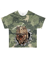 Rawr Dinosaur  All-over T-Shirt front