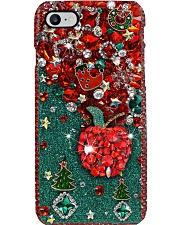 Merry Christmas Pattern Print  Phone Case i-phone-8-case