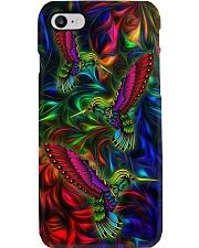 Coloful Hummingbirds  Phone Case i-phone-8-case