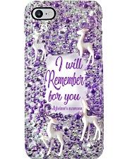 I'll Remember Phone Case i-phone-8-case