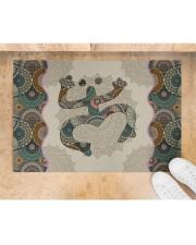"Mandala Frog Doormat 22.5"" x 15""  aos-doormat-22-5x15-lifestyle-front-05"