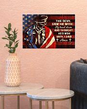 The Devil Saw Me 17x11 Poster poster-landscape-17x11-lifestyle-21