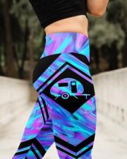 Happy Camper  High Waist Leggings aos-high-waist-leggings-lifestyle-11