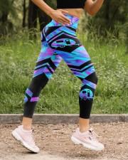 Happy Camper  High Waist Leggings aos-high-waist-leggings-lifestyle-15