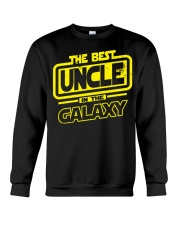 Uncle The Best Uncle In The Galaxy Tee shirts Crewneck Sweatshirt thumbnail