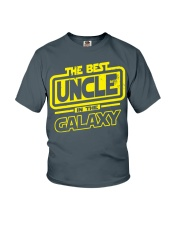Uncle The Best Uncle In The Galaxy Tee shirts Youth T-Shirt thumbnail