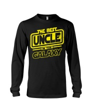 Uncle The Best Uncle In The Galaxy Tee shirts Long Sleeve Tee thumbnail