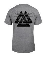 VIKING - The Valknut Classic T-Shirt tile