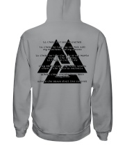 VIKING - The Valknut Hooded Sweatshirt tile