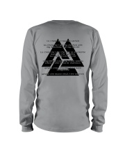 VIKING - The Valknut Long Sleeve Tee thumbnail