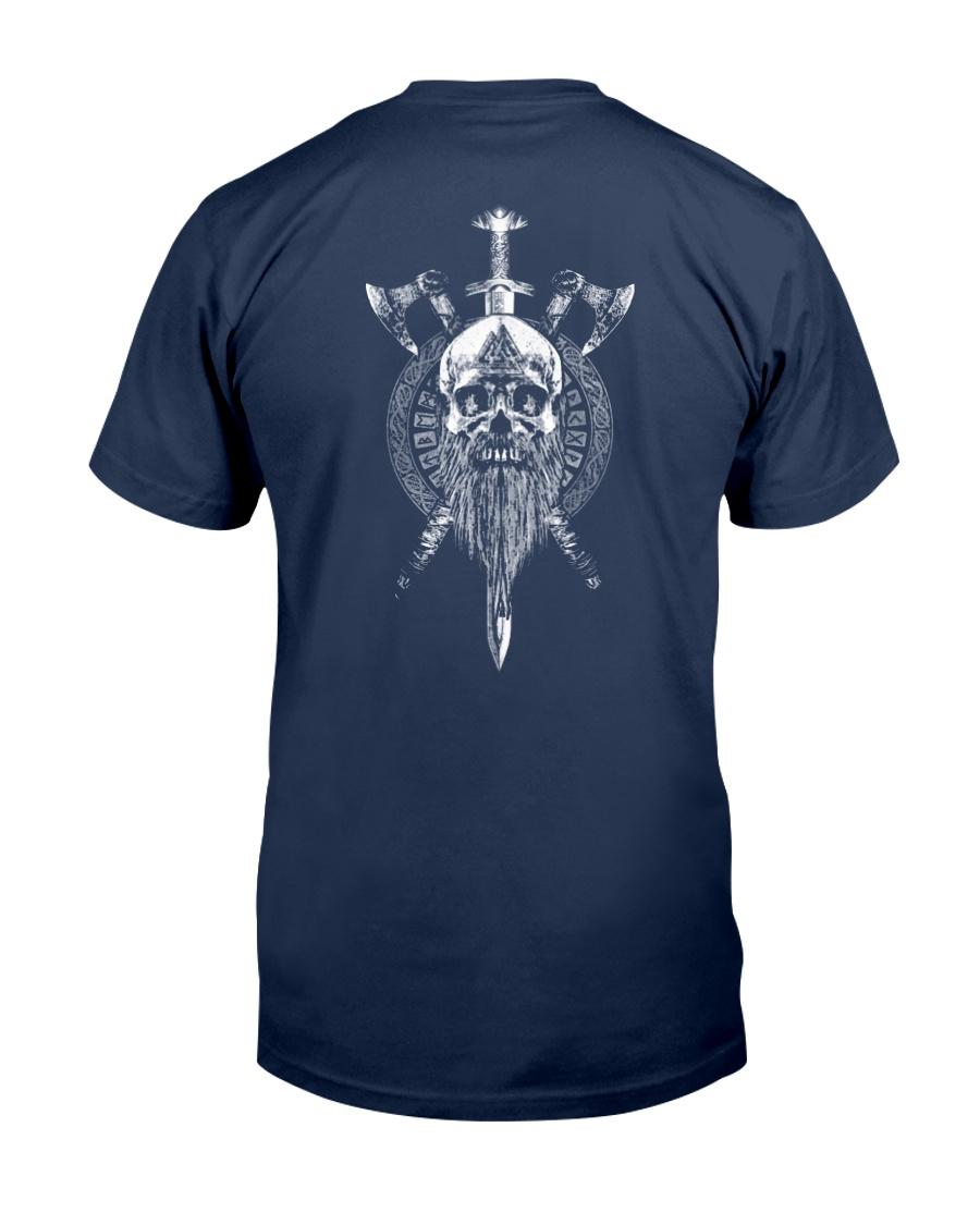VIKING SKULL - VIKING SHIRT Classic T-Shirt showcase