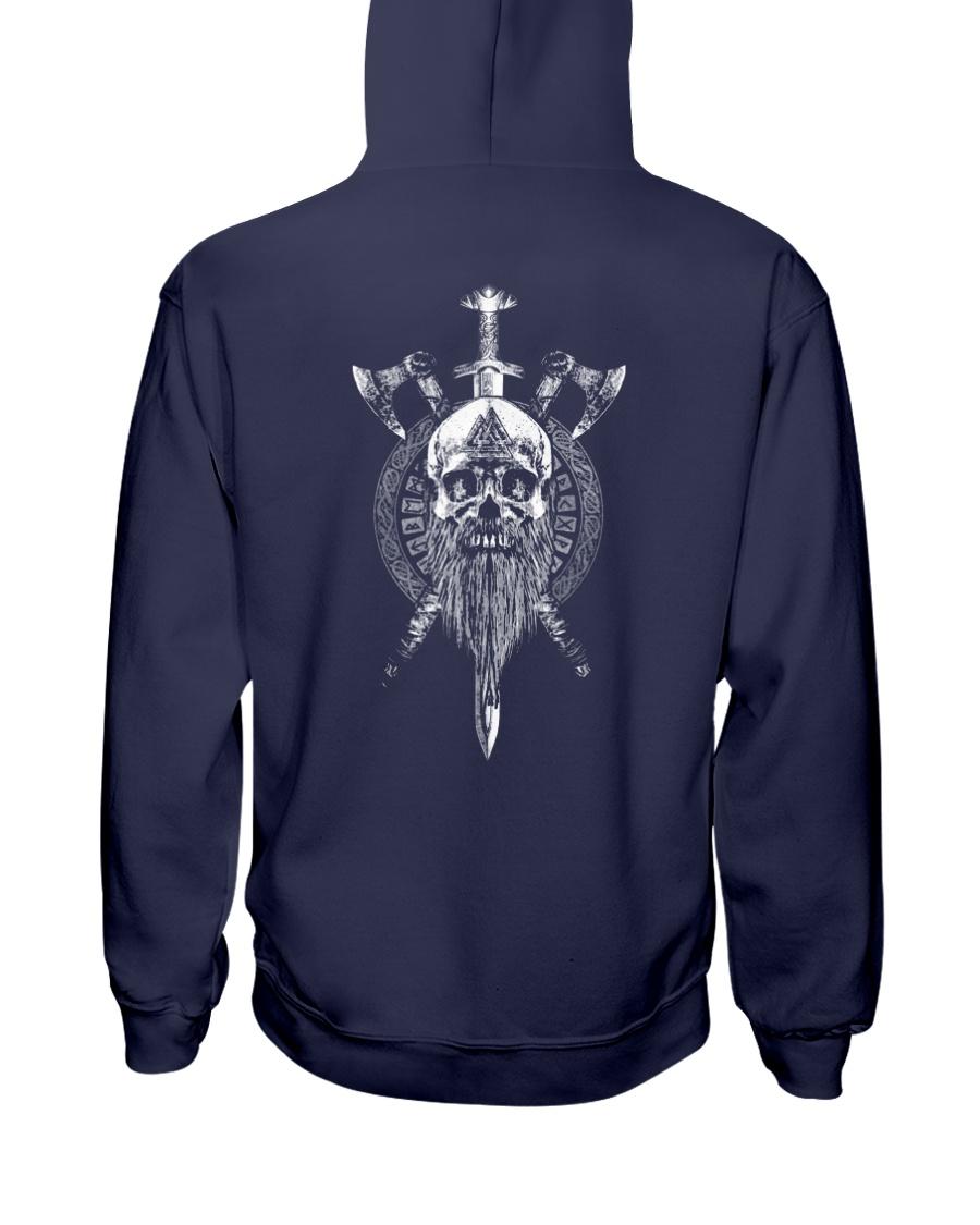 VIKING SKULL - VIKING SHIRT Hooded Sweatshirt showcase