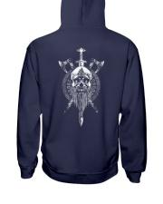 VIKING SKULL - VIKING SHIRT Hooded Sweatshirt thumbnail