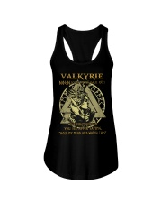 VALKYRIE Ladies Flowy Tank front