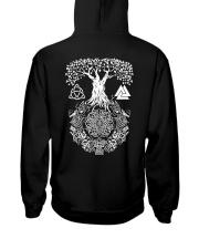 Yggdrasil - VIKING Hooded Sweatshirt back