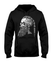 Viking Men - Viking Shirt Hooded Sweatshirt front