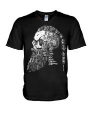 Viking Men - Viking Shirt V-Neck T-Shirt thumbnail