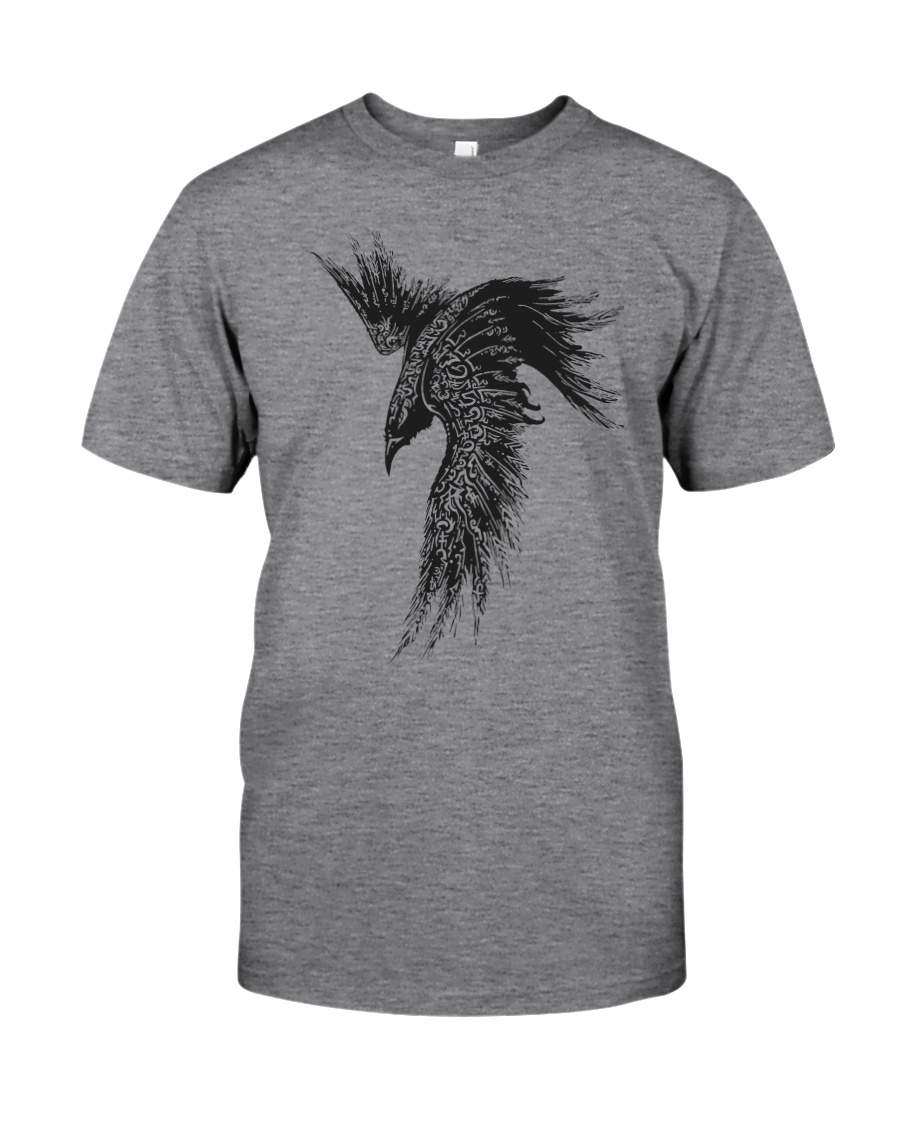 The Raven Of Odin Classic T-Shirt