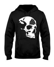 THE VALKNUT SKULL - VIKINGZON Hooded Sweatshirt thumbnail