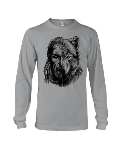 Viking Shirts - Wolf Viking