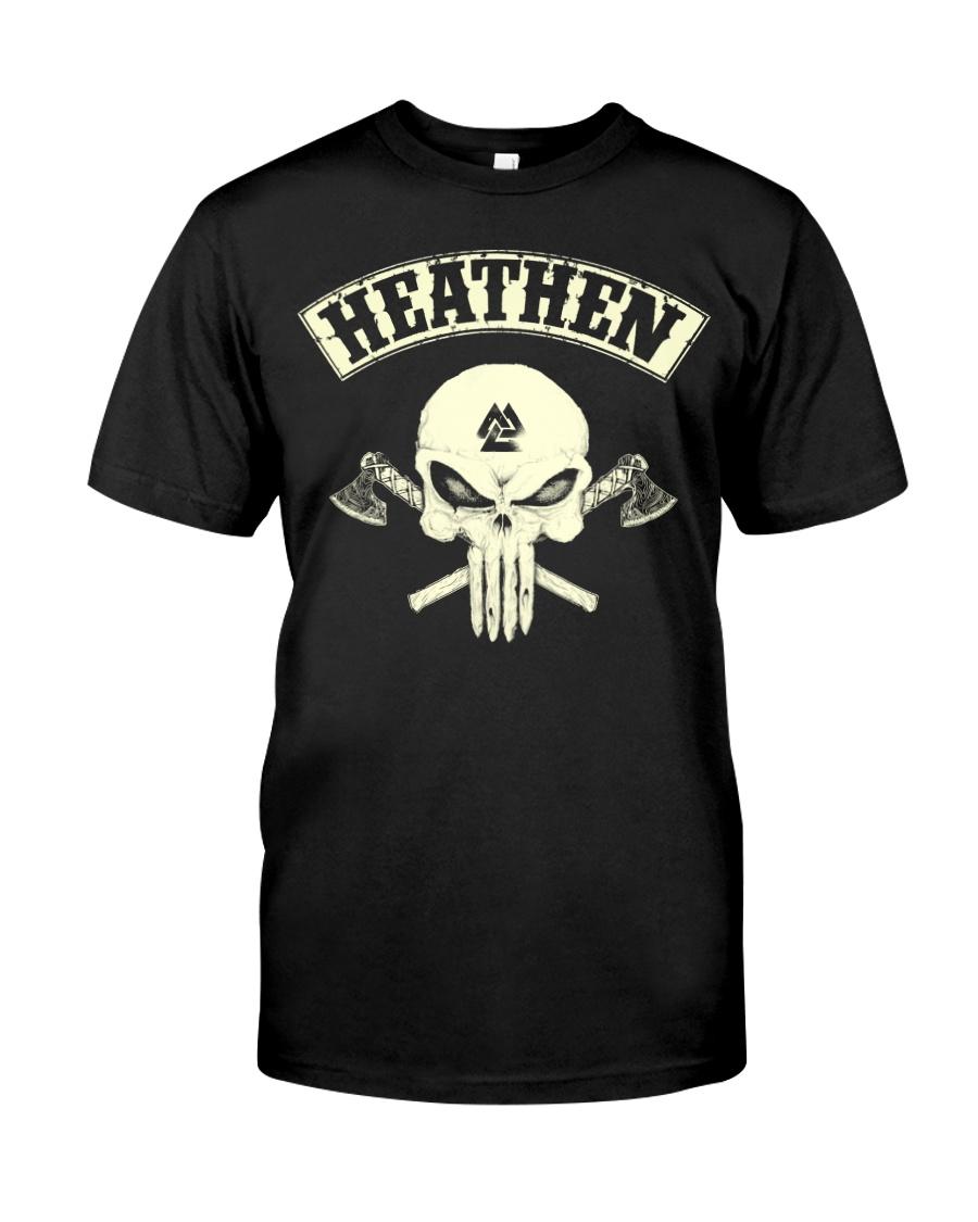 Viking Shirt - Viking Heathen Classic T-Shirt
