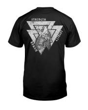 Honor - Strength - Loyalty Classic T-Shirt thumbnail
