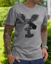 RAVEN HAMMER - VIKING SHIRT Classic T-Shirt lifestyle-mens-crewneck-front-7