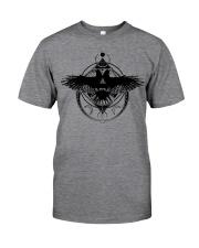 Raven Viking Symbol - Viking Shirt Classic T-Shirt thumbnail