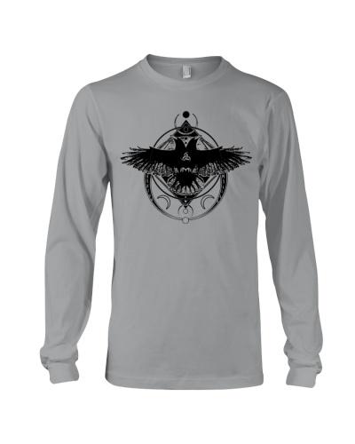 Raven Viking Symbol - Viking Shirt