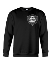 Viking Symbol And Axe - Viking Hoodie Crewneck Sweatshirt thumbnail