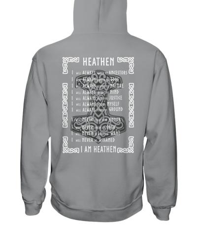 Viking Shirt - I Am Heathen