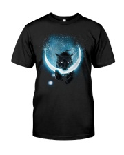 The Sons of Fenrir:Hati - Mani:the moon Classic T-Shirt front