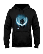 The Sons of Fenrir:Hati - Mani:the moon Hooded Sweatshirt thumbnail