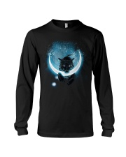 The Sons of Fenrir:Hati - Mani:the moon Long Sleeve Tee thumbnail
