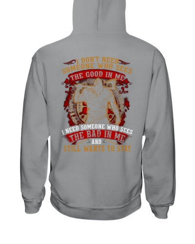 The Bad In Me - Viking Shirt