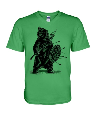 Viking Bear - Viking Shirts