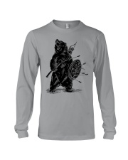 Viking Bear - Viking Shirts Long Sleeve Tee tile