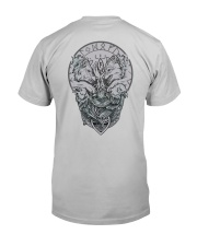 WOLF AND RAVEN VIKING Classic T-Shirt tile