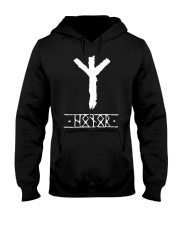Viking Shirt - Honor The Roots Hooded Sweatshirt thumbnail