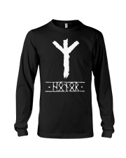 Viking Shirt - Honor The Roots Long Sleeve Tee thumbnail