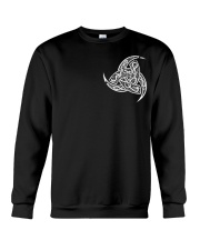 VIKING SKULL - VIKING SHIRT Crewneck Sweatshirt thumbnail