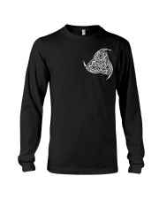 VIKING SKULL - VIKING SHIRT Long Sleeve Tee thumbnail