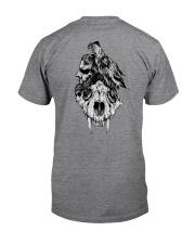 SKULL VIKING SHIRT Classic T-Shirt thumbnail