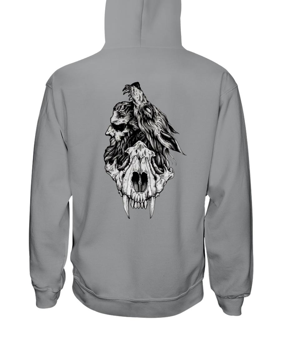 SKULL VIKING SHIRT Hooded Sweatshirt