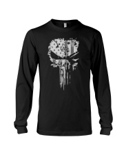 Viking Valknut - Viking Shirt Long Sleeve Tee thumbnail