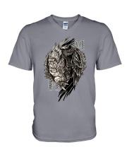 S-5XL Huginn And Muninn Odins Ravens Standard Unisex T-shirt